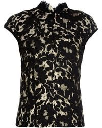 Lover - Warrior French-lace Top - Lyst