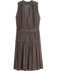 Isabel Marant Adara Dress - Lyst