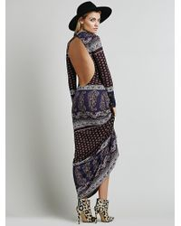 Free People Blackbird Maxi Dress - Lyst