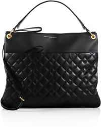 Marc By Marc Jacobs Tread Lightly Quilted Hobo Bag - Lyst