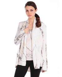 Hard Tail Slouchy Cardigan - Lyst