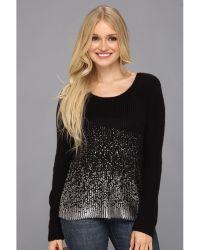 Volcom Metallic Sweater - Lyst
