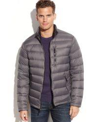 Calvin Klein Packable Down Jacket - Lyst