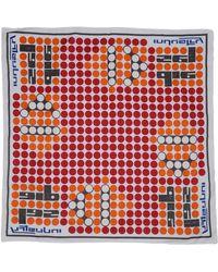 DIESEL | Square Scarf | Lyst