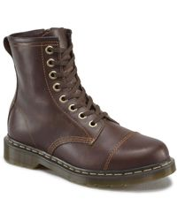 Dr. Martens Mace Leather Ankle Boots - Lyst