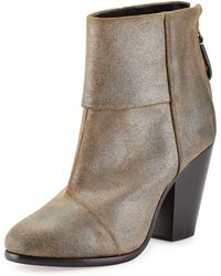 Rag & Bone Newbury Classic Ankle Boot - Lyst