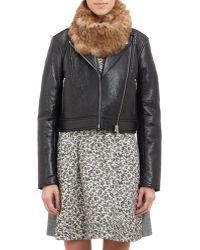 Barneys New York | Fur Cowl | Lyst