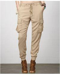 Denim & Supply Ralph Lauren Skinny Cargopocket Soft Pants - Lyst