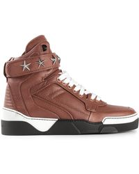 Givenchy Tyson Hi-top Sneakers - Lyst