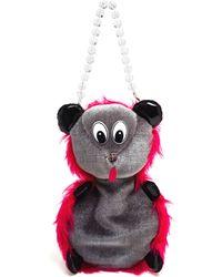 Ashley Williams - 'taylor' Teddy Bear Bag - Lyst