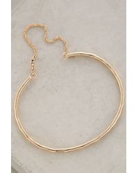 Phyllis + Rosie | Chained Cuff Bracelet | Lyst