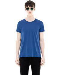 Acne Studios Standard O Blue - Lyst