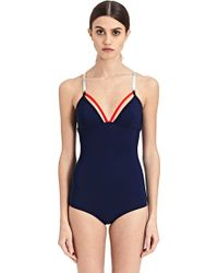 Paco Rabanne - Classic Swimsuit - Lyst