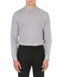 DSquared2 Relaxed Classic-print Shirt - Lyst