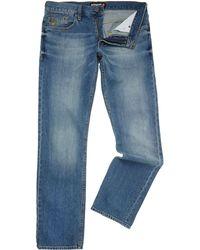 Quiksilver Sequel Msp M Jeans - Lyst