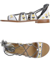 House Of Harlow 1960 Sandals - Lyst