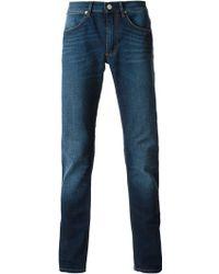 Acne Studios Max Prince Slim Fit Jeans - Lyst