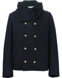 Andrea Pompilio - 'gustaf' Coat - Lyst