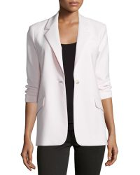 Elizabeth and James | Heritage James One-Button Jacket | Lyst