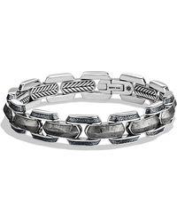 David Yurman Link Bracelet - Lyst