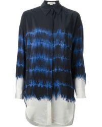 Stella McCartney Shirt Dress - Lyst