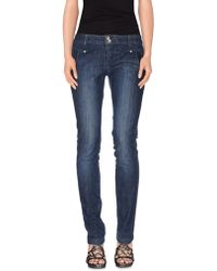 Compagnia Italiana | Denim Pants | Lyst
