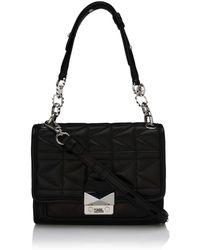 Karl Lagerfeld | K/kuilted Mini Handbag | Lyst