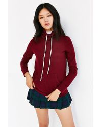 Out From Under - Cozy Funnel Neck Sweatshirt - Lyst