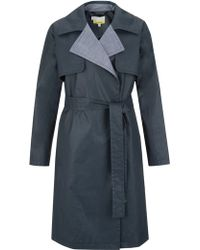 NW3 by Hobbs - Mia Trench Coat - Lyst
