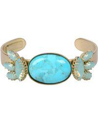 Isabel Marant Bracelet blue - Lyst