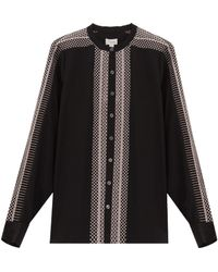 Alice By Temperley Misty Embroidered Top - Lyst