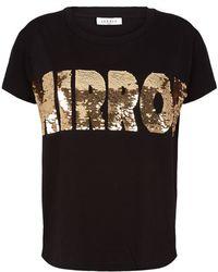 Sandro | Tinka Mirror T-shirt | Lyst