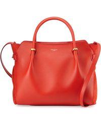 Nina Ricci Marche Medium Leather Satchel Bag - Lyst