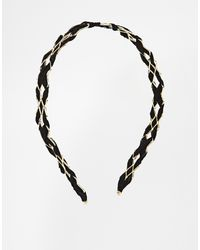 Asos Limited Edition Kiss Headband - Lyst
