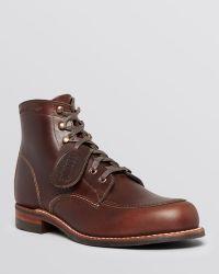 Wolverine Courtland Boots - Lyst
