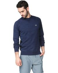 Fred Perry Jumper - Fpk6217 - Lyst