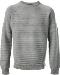 Surface To Air Ribbed Sweater - Lyst
