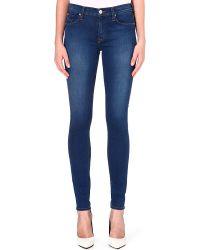 Hudson Nico Stretchdenim Skinny Jeans Woodstock - Lyst