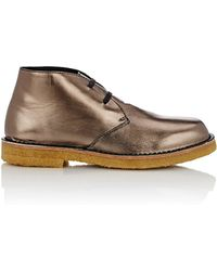 Tomas Maier - Square-toe Chukka Boots - Lyst