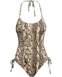 H&M Swimsuit - Lyst