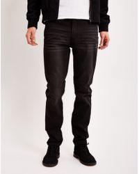 Cheap Monday | Sonic Near Black Jeans Black | Lyst