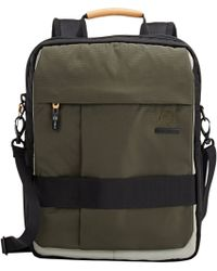 Tumi - T-Tech Jons Top-Zip Brief Pack-Green - Lyst