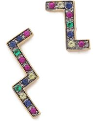 Elizabeth And James Maru Earrings - Multi - Lyst