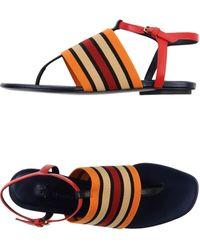 Vionnet - Thong Sandal - Lyst