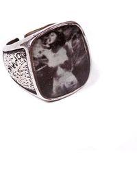 Lulu Frost G. Frost Usn Sweetheart Ring silver - Lyst