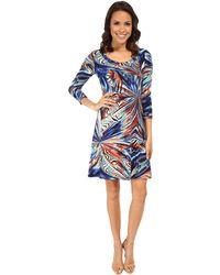Karen Kane Miami Mirage T-Shirt Dress multicolor - Lyst