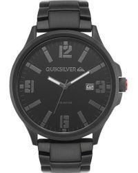 Quiksilver - 'the Beluka' Bracelet Watch - Lyst