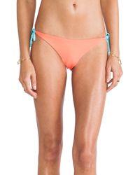 Basta Surf Pink Raglan Bottom - Lyst