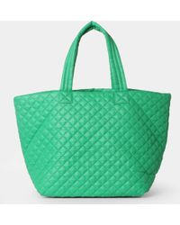 MZ Wallace Large Metro Tote Jungle Oxford - Lyst