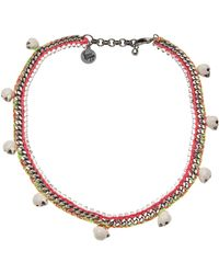Venessa Arizaga - Necklace - Lyst